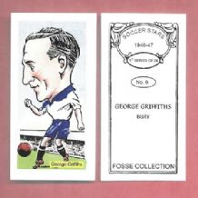 Bury George Griffiths 6 (FC)